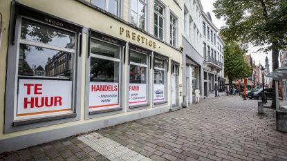 """Meer leegstand in Brugge dan tien jaar geleden: """"Meer winkels met beleving nodig"""""""