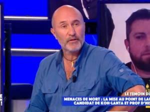 """Laurent de """"Koh-Lanta"""" regrette le manque de soutien de la production: """"Un jour, il y aura un accident"""""""