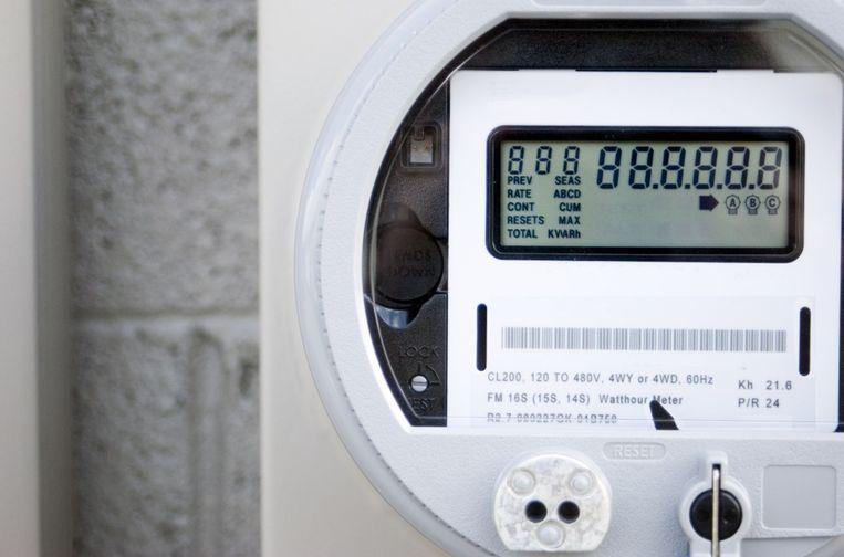 Digitale energiemeter.