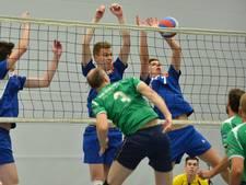 Volleybalsters Shot moeiteloos langs OKV