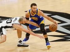 Curry en Durant leiden Warriors naar NBA-finale