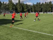 Vrouwen PSV beginnen oefencampagne tegen KAA Gent