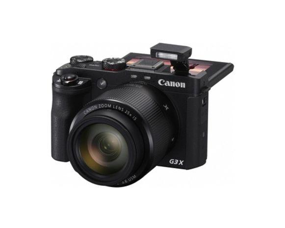 Canon Powershot G3 X Zwart