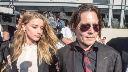"""Vriendin van Amber Heard verdedigt Johnny Depp: """"Ik zag nooit sporen van geweld"""""""