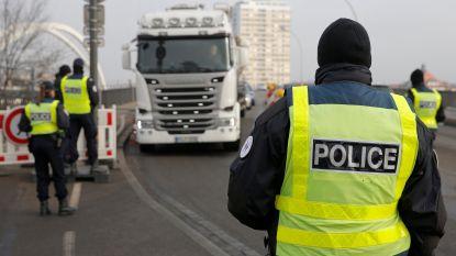 Frankrijk wil grenscontroles nog tot april 2019 verlengen