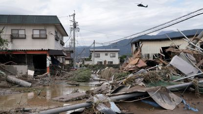 Dodental typhoon Hagibis in Japan stijgt naar 43