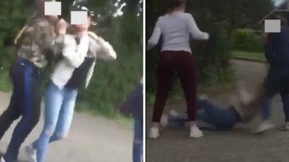 Waals meisje stevig in elkaar getrapt, kort na vrijlating gaat jonge daderes al opnieuw in de fout