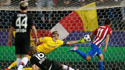 Atlético en (matige) Carrasco danken sterke Oblak voor scoreloos gelijkspel