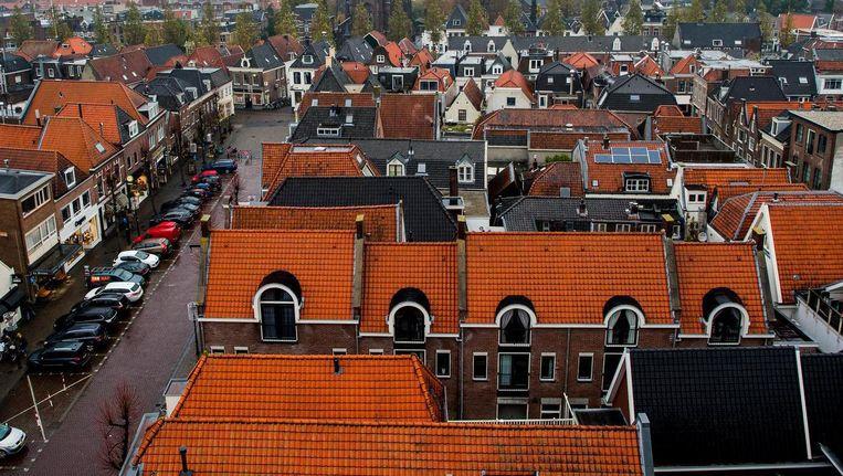Door de uitspraak van de fracties is het waarschijnlijker dat Weesp onderdeel van Amsterdam wordt Beeld anp