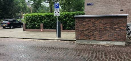 Trafohuisje op parkeerplek laadpaal een blunder? 'In ieder geval ongelukkige plaatsing'