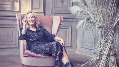 An Lemmens ontwerpt kledingcollectie voor de feestdagen