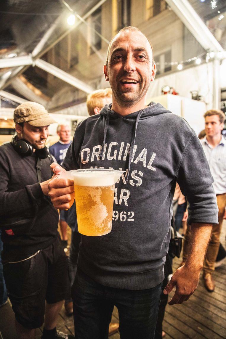De bierkan - koning der bekers - is maar liefst 5 euro waard.