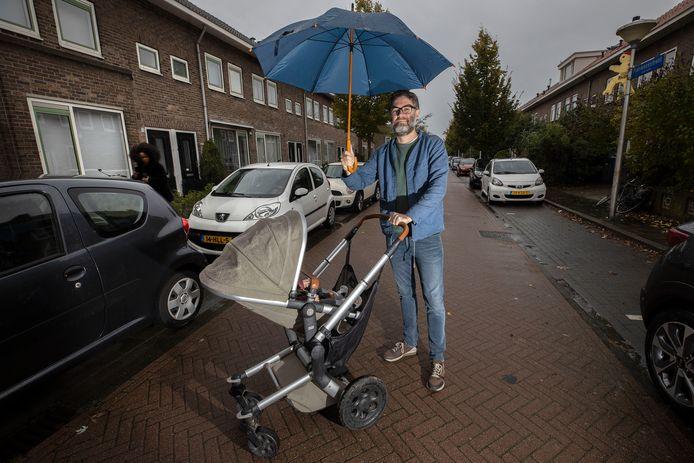 Niels Guns portretteerde voor zijn rubriek veel van zijn 'buren' in de Pioenroosstraat in Eindhoven.
