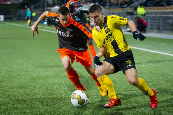 Boban Lazic speelde voor het laatst in het shirt van VVV Venlo.