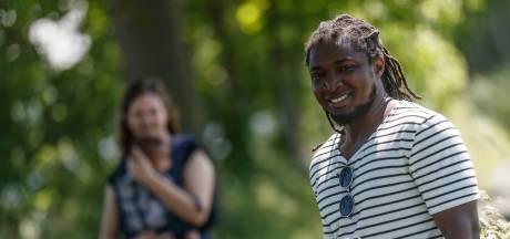 Surinamer Jozef volgde zijn hart en woont nu in Wagenberg met zijn Brabantse