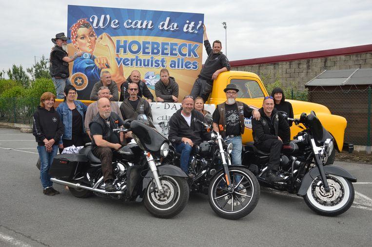 De Harley-Davidson Club Flanders organiseert een 'Harley and American Car Day' op het terrein van KVK Ninove.