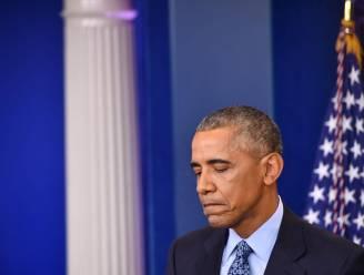 """Obama: """"Niet-sluiting Guantanamo is schuld van het Congres"""""""