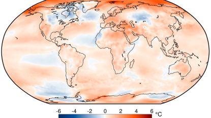Laatste 4 jaren waren warmste ooit volgens nieuw Europees rapport