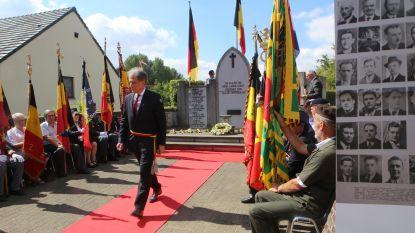 Duitse Cremlingen woont herdenking WO II bij