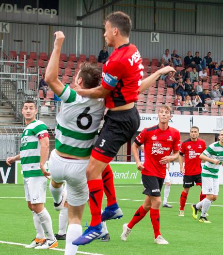 Helmond Sport heeft geen kind aan Nuenen