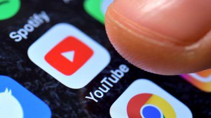YouTube verwijdert gewelddadige muziekvideo's op vraag van politie