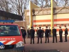 Brandweerman Marco (49) uit Borculo herdacht met ereteken van bluswater