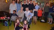 Overburen voor het leven: Nelly en Joseph wonen al 90 jaar rechtover elkaar (en dat verdient een feestje)