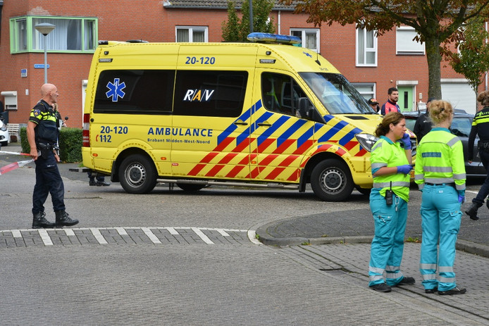 Steekincident Merwedestraat september 2017 in Breda.