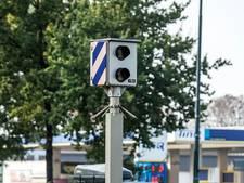 In West-Brabant sterft de flitspaal uit