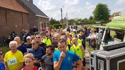 Meteen meer dan 100 deelnemers aan eerste 'wijkloop' van Persijzer