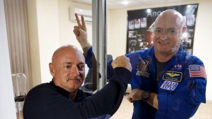 NASA-studie met tweeling legt obstakels langdurige ruimtemissies bloot