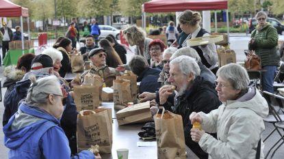 Vijfde editie van Picknick Plein Public brengt voedselverspilling onder de aandacht