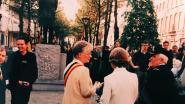 """Standbeeld koning Boudewijn staat kwarteeuw op Keizersplein: """"Fabiola kwam maar na 5 jaar eens kijken, Aalst had het bij een eerder bezoek verkorven..."""""""