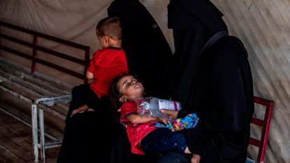 Experts vragen repatriëring Belgische kinderen uit Syrische vluchtelingenkampen