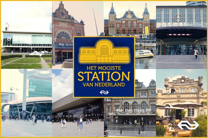 Mooiste station van Nederland.