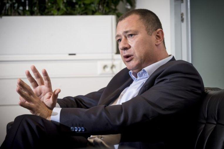 Peter Reekmans, burgemeester van Glabbeek, zegt dat er in de Wetstraat geen meerderheid is voor fusies tussen de gemeenten.