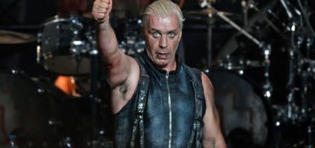 In ziekenhuis opgenomen Rammstein-zanger toont zich strijdbaar