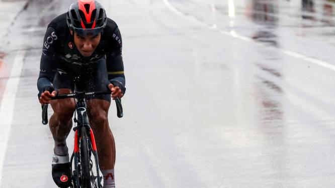 Narvaez zorgt voor tweede Ecuadoriaanse ritzege in de Giro na spannend duel met medevluchter Padun