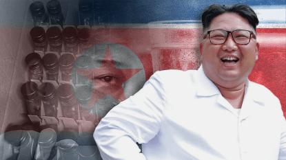 Reconstructie: zo was douane sluwe Kim Jong-un te slim af met wodkasmokkel