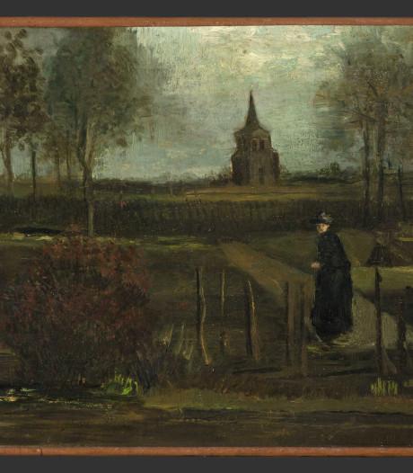 Nuenens werk Vincent van Gogh gestolen