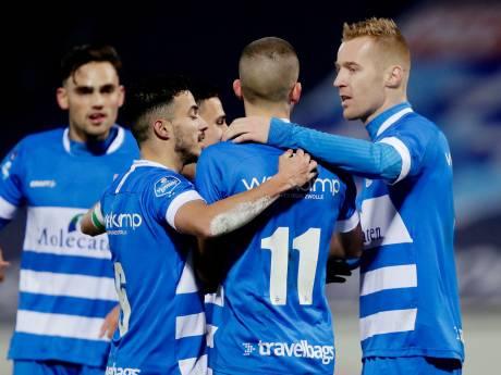 PEC pakt met gretig voetbal Vitesse in: dit is de opsteker die Zwolle zo hard nodig had