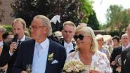 Willy Naessens (79) en Marie-Jeanne (68) beloven elkaar eeuwige trouw