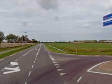 Werkzaamheden op Broekseweg en Oude Zeedijk bij Tholen