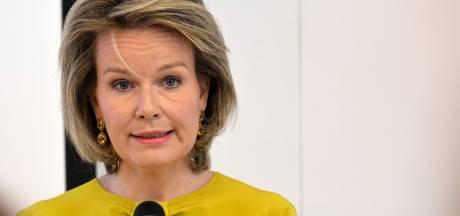 Le Palais royal en colère après l'utilisation d'une photo de la reine Mathilde sur un tract électoral