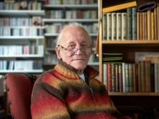 Piet van der Kolk (98) schrijft nog altijd gedichten over Oosterbeek