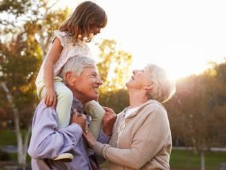 Sommige grootouders mogen weer op hun kleinkinderen passen