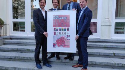 'Kaartspel' moet buitenlandse bedrijven naar West-Vlaanderen lokken