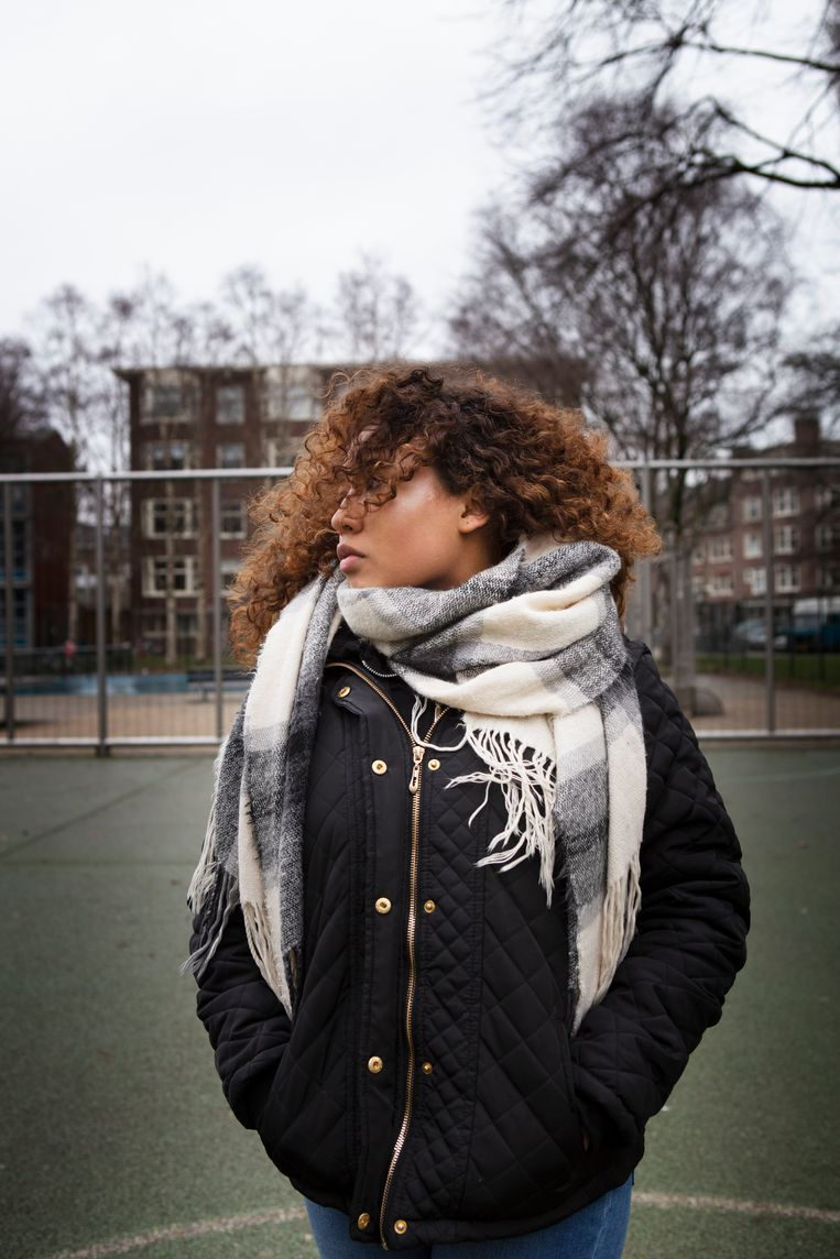Daniela (17) Beeld Pauline Niks