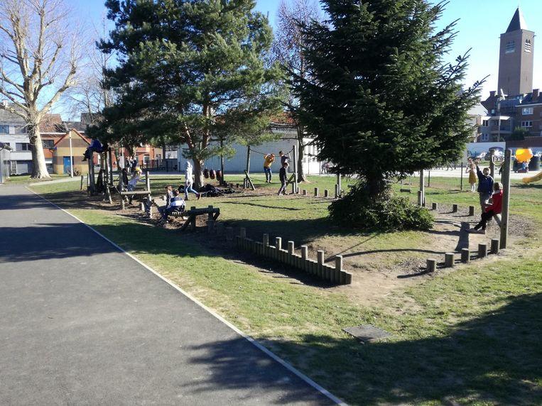 Dag van de Actieve Burger in Basisschool Bevegem.