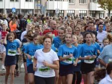 Jarige Singelloop geeft startnummers weg